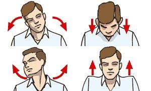 Si tienes problemas con las cervicales, estos ejercicios te ayudarán.