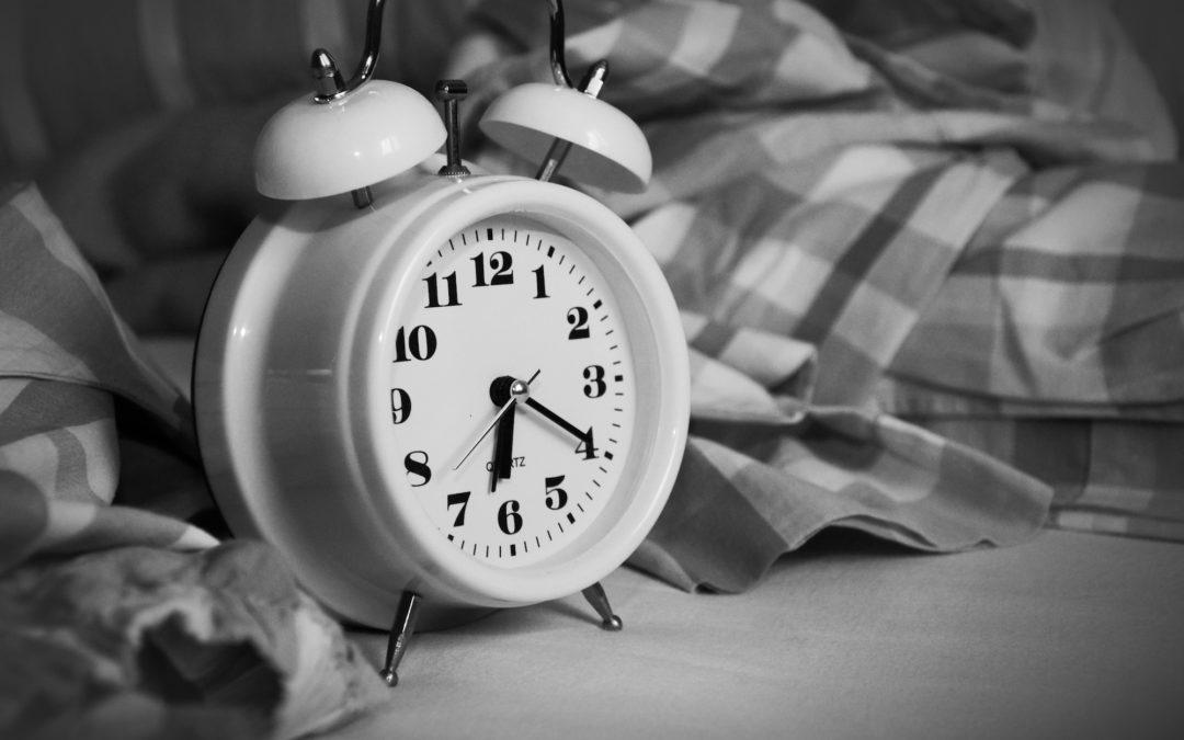 ¿Cuánto tiempo debemos dormir?
