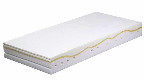 ¿Qué materiales tiene por dentro un colchón viscoelástico Viscoform?