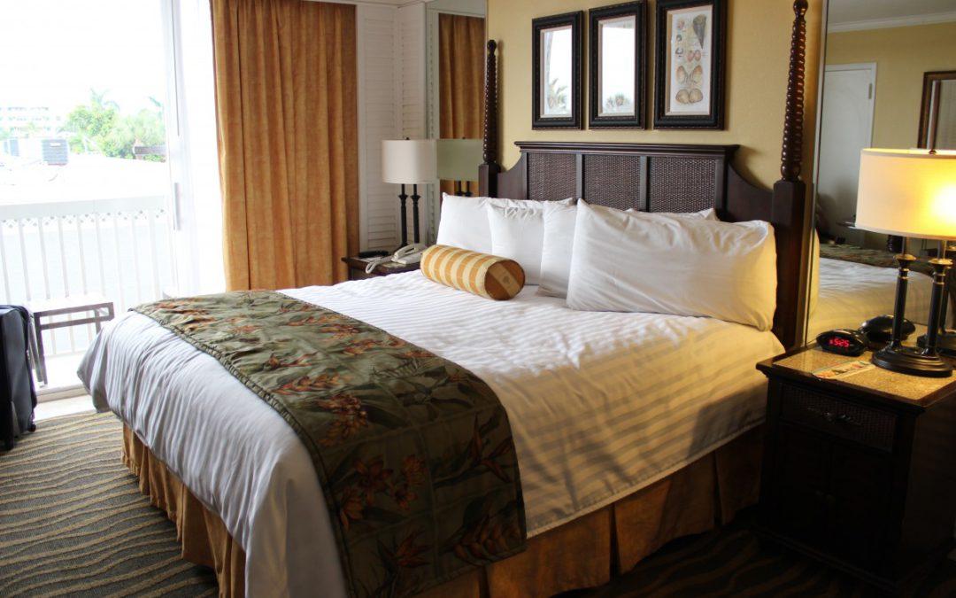 Investigando sobre nuestros colchones en hoteles